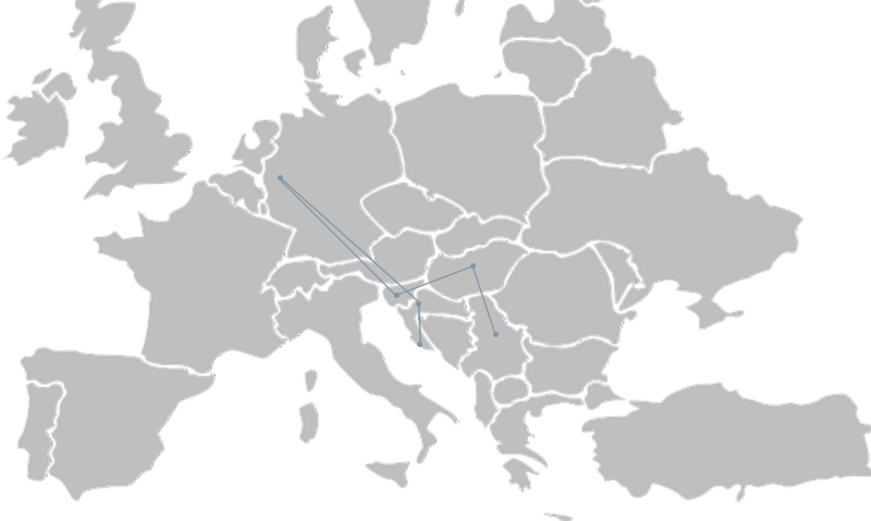 interrail centraleuropa