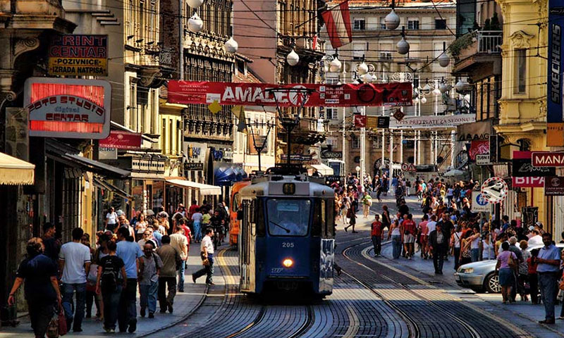 Østeuropa og lidt vest