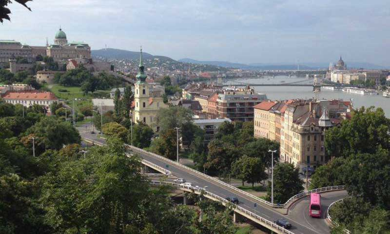interrail i østeuropa