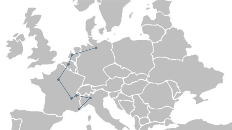 vesteuropa interrail
