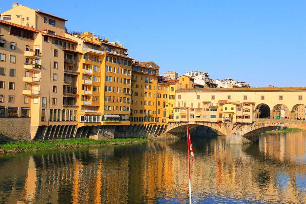 Lækker udsigt i Toscana