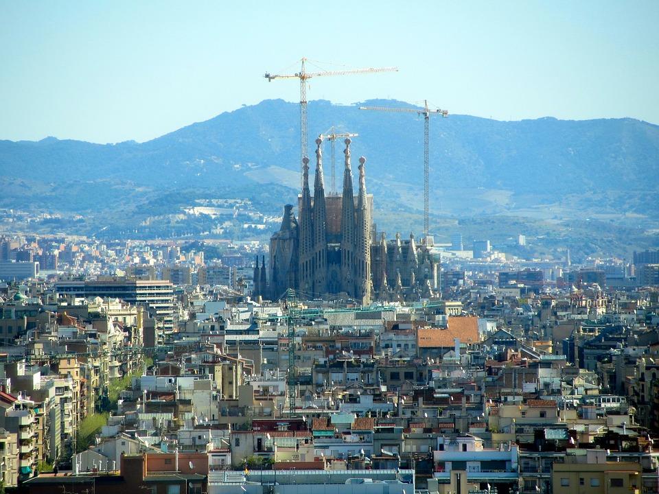 interrail barcelona