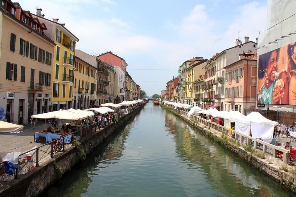 Navigli i Milano