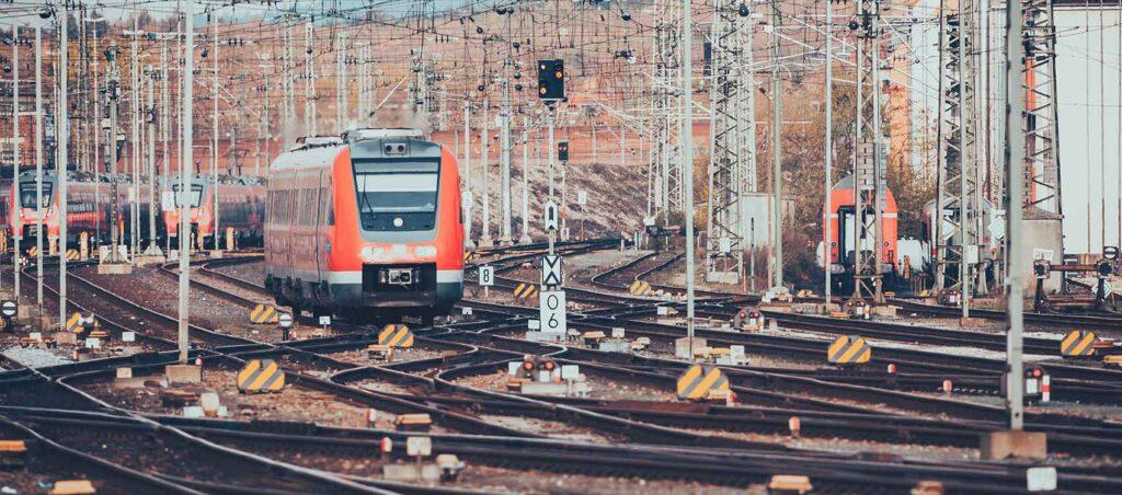 interrail i tyskland