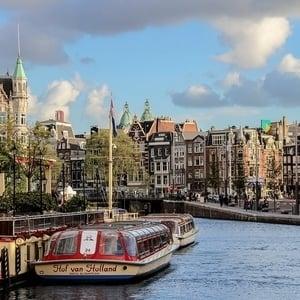 tog til amsterdam