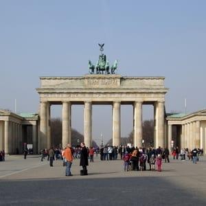 Tog til Berlin
