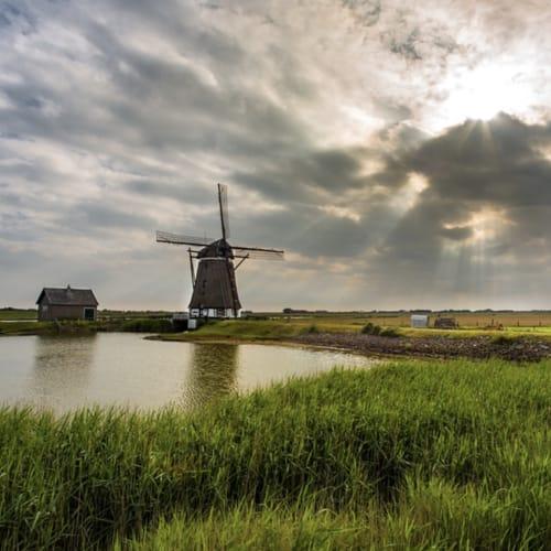 Tog til Holland