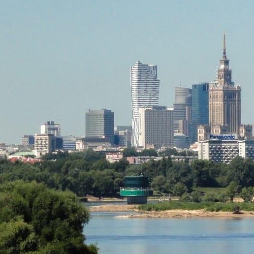 Tog til Polen