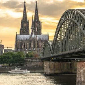 Tog til Köln