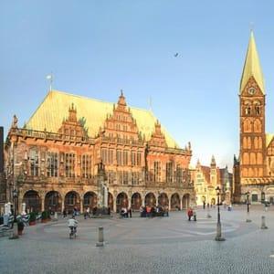 Tog til Bremen