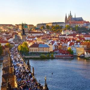 Tog til Prag