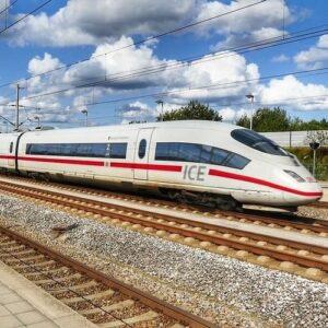 interrail tyskland