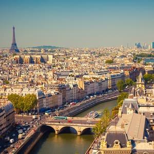 Tog til Paris