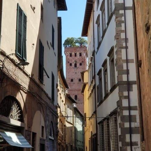 Togtur til Firenze og Luca