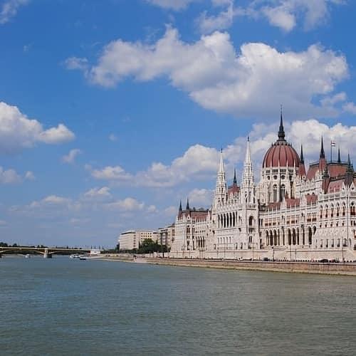 Tog til Ungarn