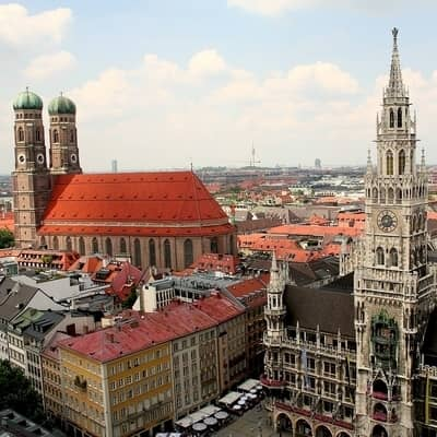 Tog til München