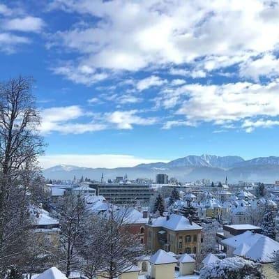 Tog til Klagenfurt