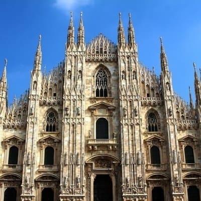 Tog til Milano