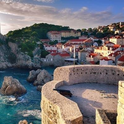Tog til Kroatien