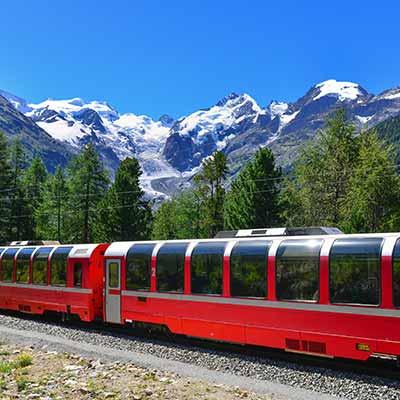 Alt du skal vide om togrejser