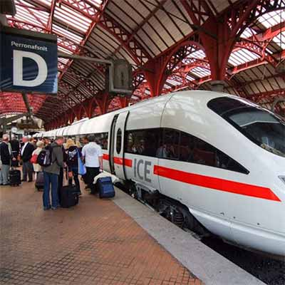 Interrail DSB