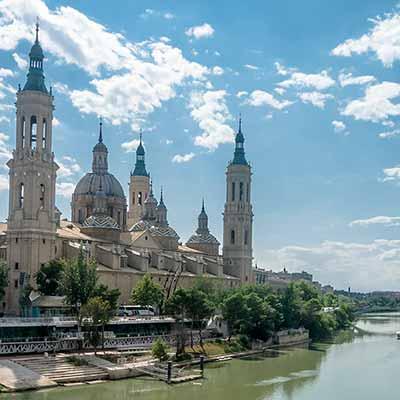 Tog til Zaragoza