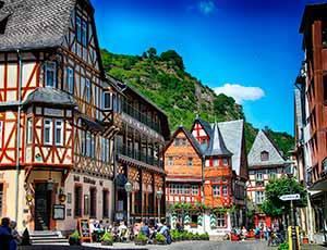 vinrejse tyskland