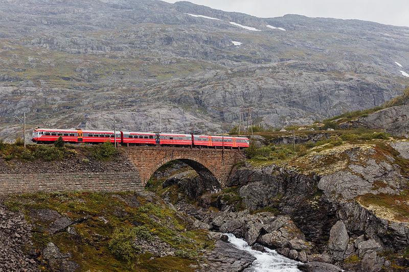 tog til norge