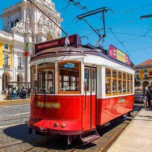 Tog til Lissabon