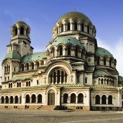 Togtur til Bulgarien