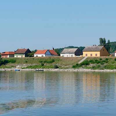 Tog til Serbien